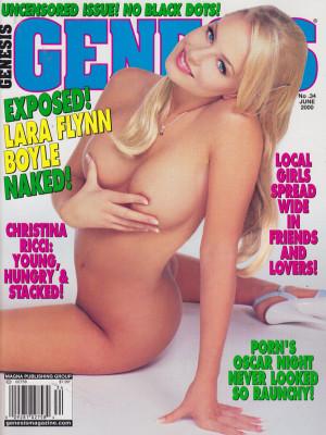 Genesis - June 2000
