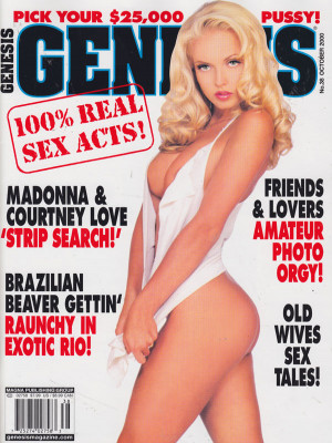 Genesis - October 2000
