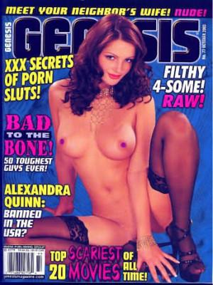 Genesis - October 2003