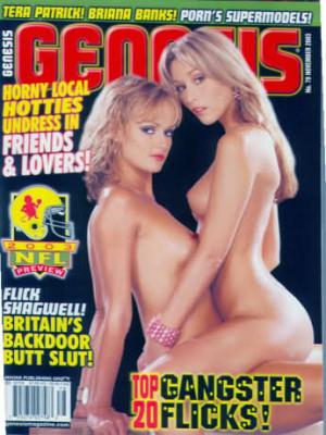 Genesis - November 2003