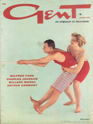 Gent - August 1958