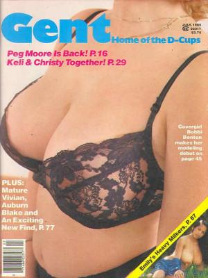 Gent - July 1985
