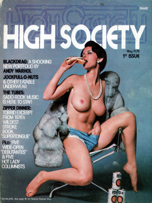 High Society - May 1976