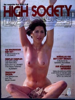 High Society - August 1976