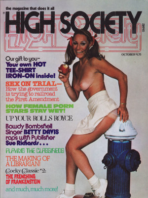 High Society - October 1976