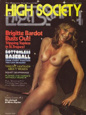 High Society - November 1976