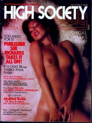 High Society - December 1976