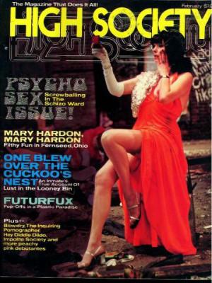 High Society - February 1977