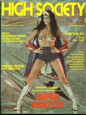 High Society - November 1977