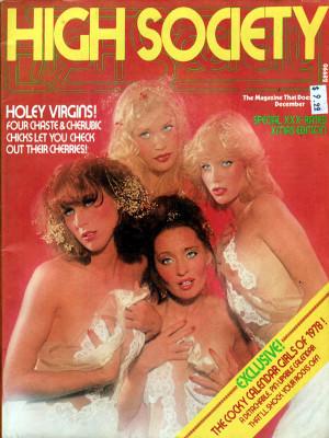 High Society - December 1977