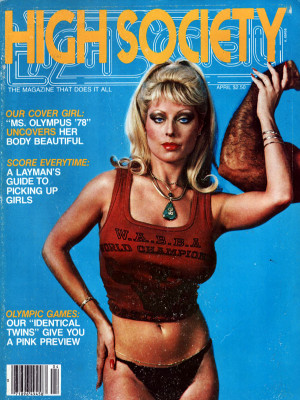 High Society - April 1979