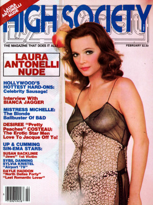 High Society - February 1980