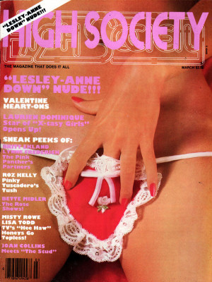 High Society - March 1980