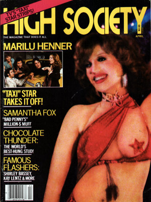 High Society - April 1980
