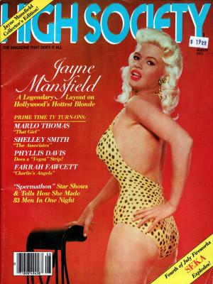 High Society - August 1980