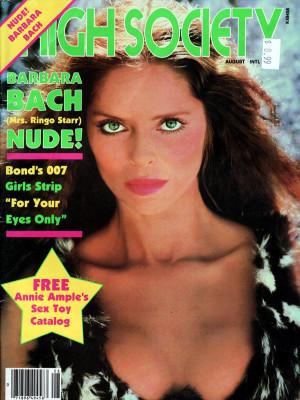 High Society - August 1981