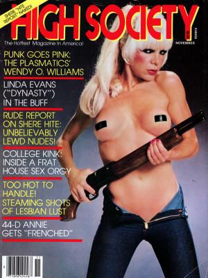 High Society - November 1981