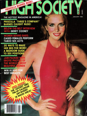 High Society - January 1982