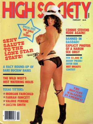 High Society - February 1982