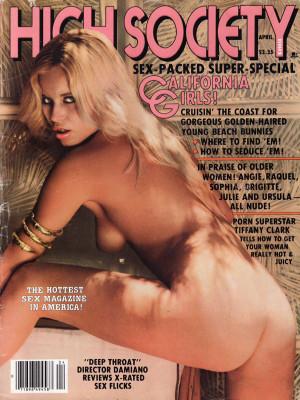 High Society - April 1982
