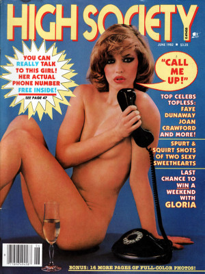 High Society - June 1982