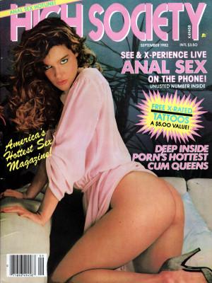 High Society - September 1982