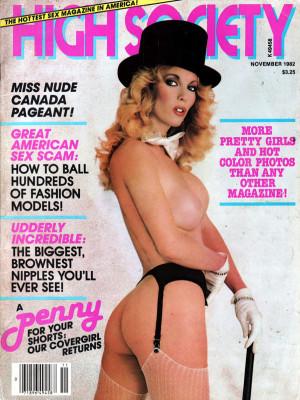 High Society - November 1982