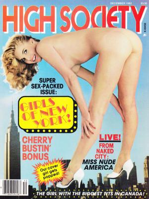 High Society - December 1982