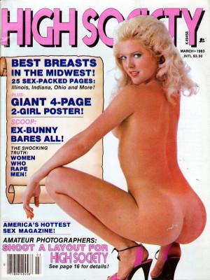 High Society - March 1983