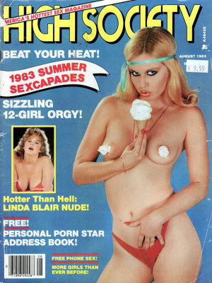 High Society - August 1983