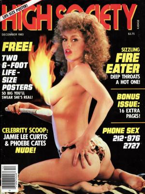 High Society - December 1983