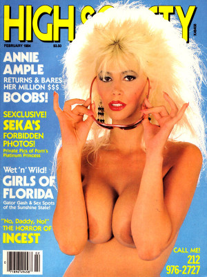 High Society - February 1984