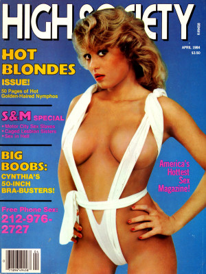 High Society - April 1984