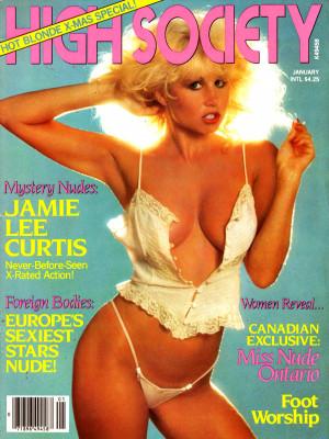 High Society - January 1985