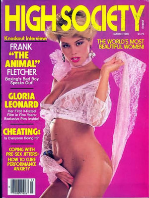 High Society - March 1985