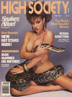 High Society - April 1985