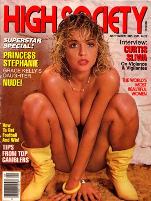 High Society - September 1985