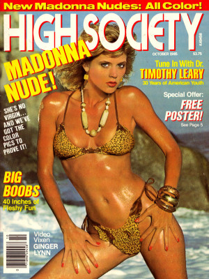 High Society - October 1985
