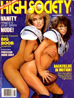 High Society - November 1985