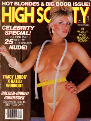 High Society - February 1986