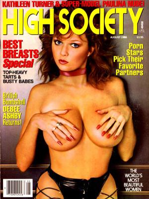 High Society - August 1986