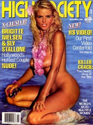 High Society - November 1986