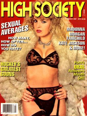 High Society - March 1987