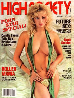 High Society - July 1987