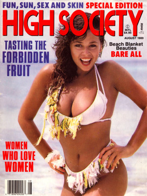 High Society - August 1989