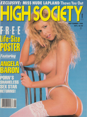 High Society - September 1989