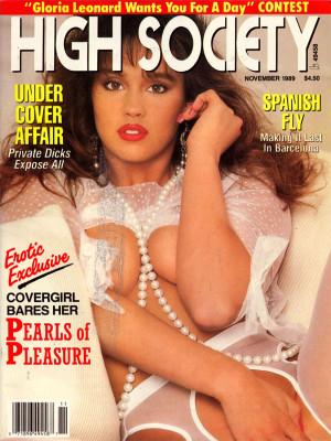 High Society - November 1989