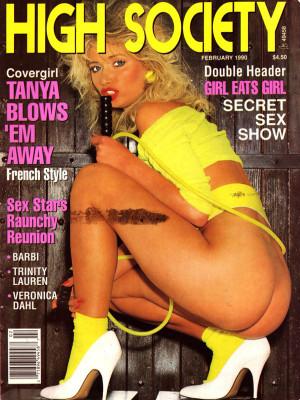 High Society - February 1990