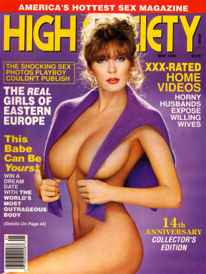 High Society - May 1990