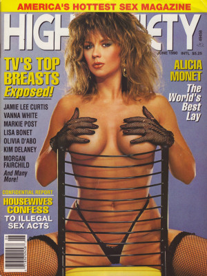 High Society - June 1990